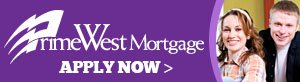 PrimeWest Mortgage Corporation is a community-based mortgage lender.